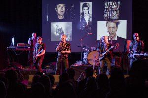 Ground Control plays David Bowie
